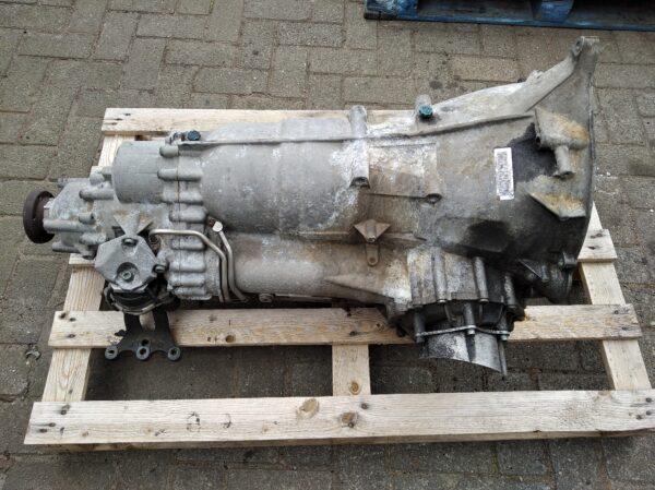 GVH 6 Speed Automatic Gearbox, 5.0L V10 TDI Turbo Diesel VW PHAETON