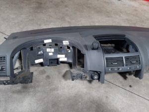 Webshop foto Dashboard 7L6.857.003 VW Touareg ( '02 - '09 )