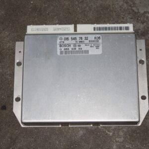 015 545 76 32 ETS ECU - Control Unit Bosch Mercedes Benz