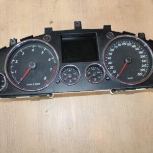 7L6.920.880.A & 0 263 632 001 Instrument Cluster Volkswagen Touareg.