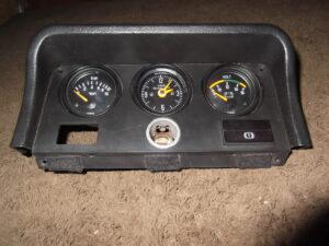 477.919.551.E & 477.919.211 & 477.919.531.D & 171.919.235 Instrument Cluster Porsche 924 & Porsche 944 type 1.