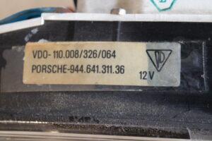 944.641.311.36 Miles Teller / Speedometer VDO