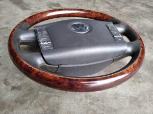 3D0 419 091 R Steering Wheel VW Phaeton.