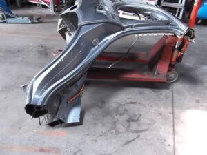 Rear fender Right Porsche Cayenne 955.