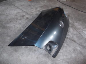 3D5827173C & 3D5827801A Trunk lid VW Phaeton