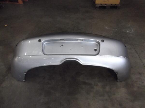 986.505.411.01 & 986.505.411.00 Rear bumper Porsche Boxster 986