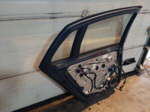 VW Phaeton Door Rear Left