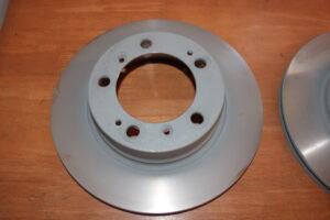 986.352.401.04 Brake Disc Rear Porsche Boxster 986