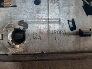 477 945 113 & 477 945 285 Achterkant Achterlicht Links / Cap & Bulb Holder Rear Light Left