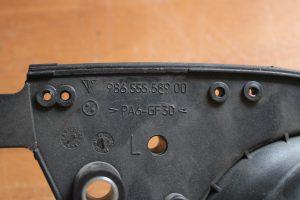 986.555.589.00 Door handle Porsche 911 996 & Porsche Boxster 986