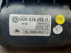 3D0 616 005 H Air Suspension Compressor VW Phaeton & Bentley