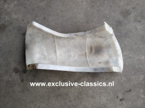 477.201.347.C Fuel Filler Plastic Cover Porsche 924
