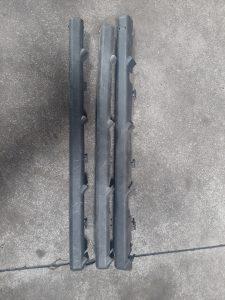 944.607.081.00 Fuel Rail Cap Cover Porsche 944