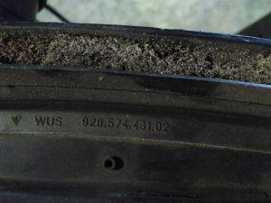 Midden Console Porsche 928.552.063.04 & 928.574.431.02 Porsche 928