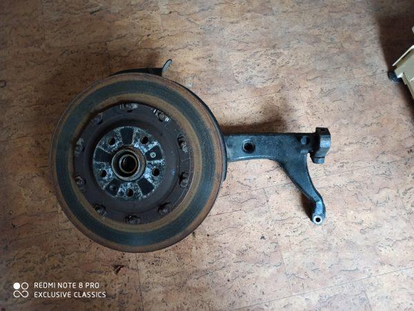 3D0407257 Front Wheel Hub VW Phaeton