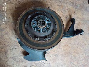 3D0407258 Front Wheel Hub Rechts Voor