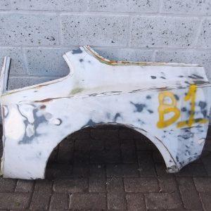 Achterflank Links - Body Part rear left.