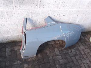 Achterflank Links - Body part Rear Left Porsche 924