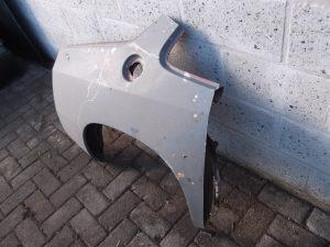 Achterflank Rechts - Body Part Rear Right. Porsche 924