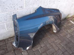 Achterflank links - Body Part Rear Left. Porsche 944.