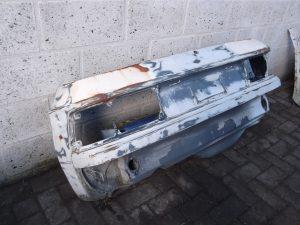 Achterkant - Rear Body Part. Porsche 944.