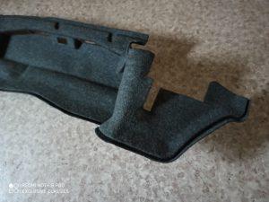 986.551.045.02 Rear Carpet Interior Porsche Boxster 986