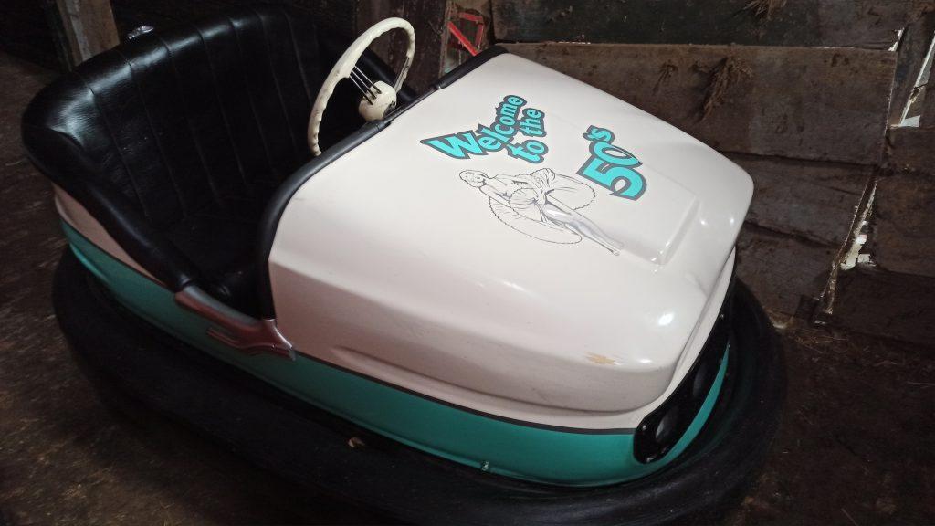 Botsauto IHLE Jaren 50