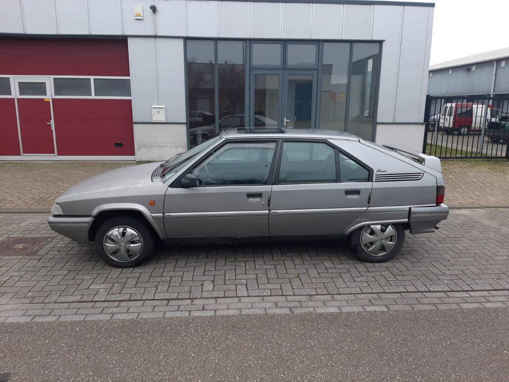 Citroën BX Biarritz 1992