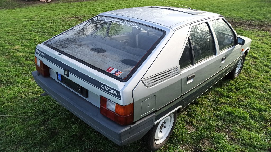 Citroën BX Leader 1986