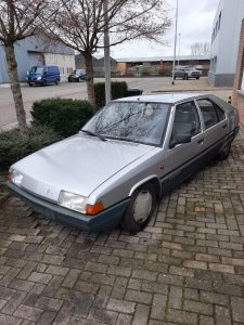 Citroen BX Leader opknapper!