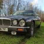 Jaguar Daimler Double Six. Van der Plas