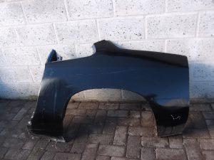 Linker Achterflank Porsche 924
