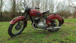 Motor Sparta 1954 Victoria
