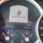 Porsche Cayenne 955 Turbo