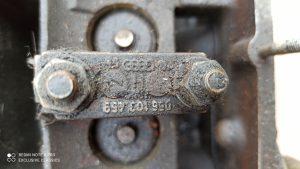 Cylinderhead 9311043013R