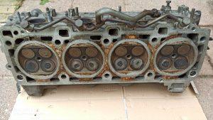 Cylinderhead with camshafts 928.104.413.1R & 928.105.274.0R