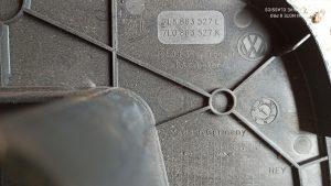 Carpet Floor Trim cover 7L5.863.527.L & 7L0.863.527.K