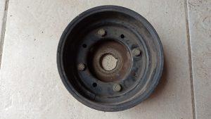 Gear Wheel with Crankshaft Pulley 94410220905 & 94410711612