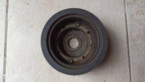 Gear Wheel with Crankshaft Pulley 94410220909