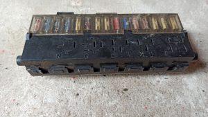 Fuse Relay box 477.941.813