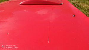 Motorkap Carrera GT Look