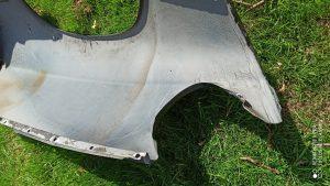 Fender Right. Porsche 928 S4.
